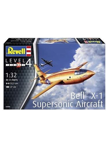 Revell  Maket Bell X-1 S Aircraft 03888 Renkli